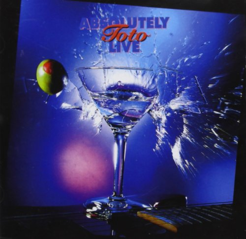 CD : Toto - Absolutely Live (2 Disc)