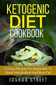 Ketogenic Diet Cookbook Beginners Metabolism ebook product image