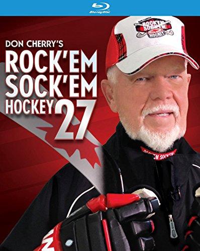 Don Cherry's Rock'Em Sock'Em Hockey 27 (Blu-ray)
