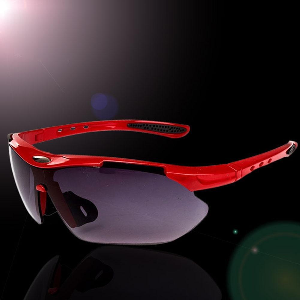 HD erhöht Outdoor Außen Verlängerung Angeln Glas float klar Spiegel special Sport Radfahren winddicht Eye Sonnenbrille, blau