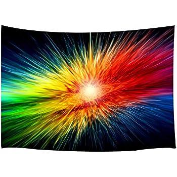 Amazon.com: JAWO Galaxy Theme Colorful Universal Explosion ...