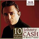 Johnny Cash - 10 Original Albums & Bonustracks