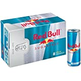 Red Bull Sugarfree Energy 8 X 250Ml