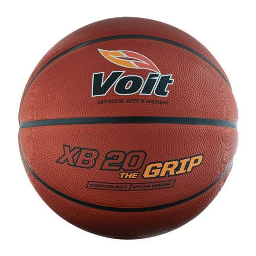 XB20 ''The Grip'' Basketball -   Junior Size (27.5'') Brown