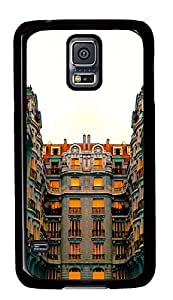 Samsung Galaxy S5 Cases & Covers - Structure PC Custom Soft Case Cover Protector for Samsung Galaxy S5 - Black