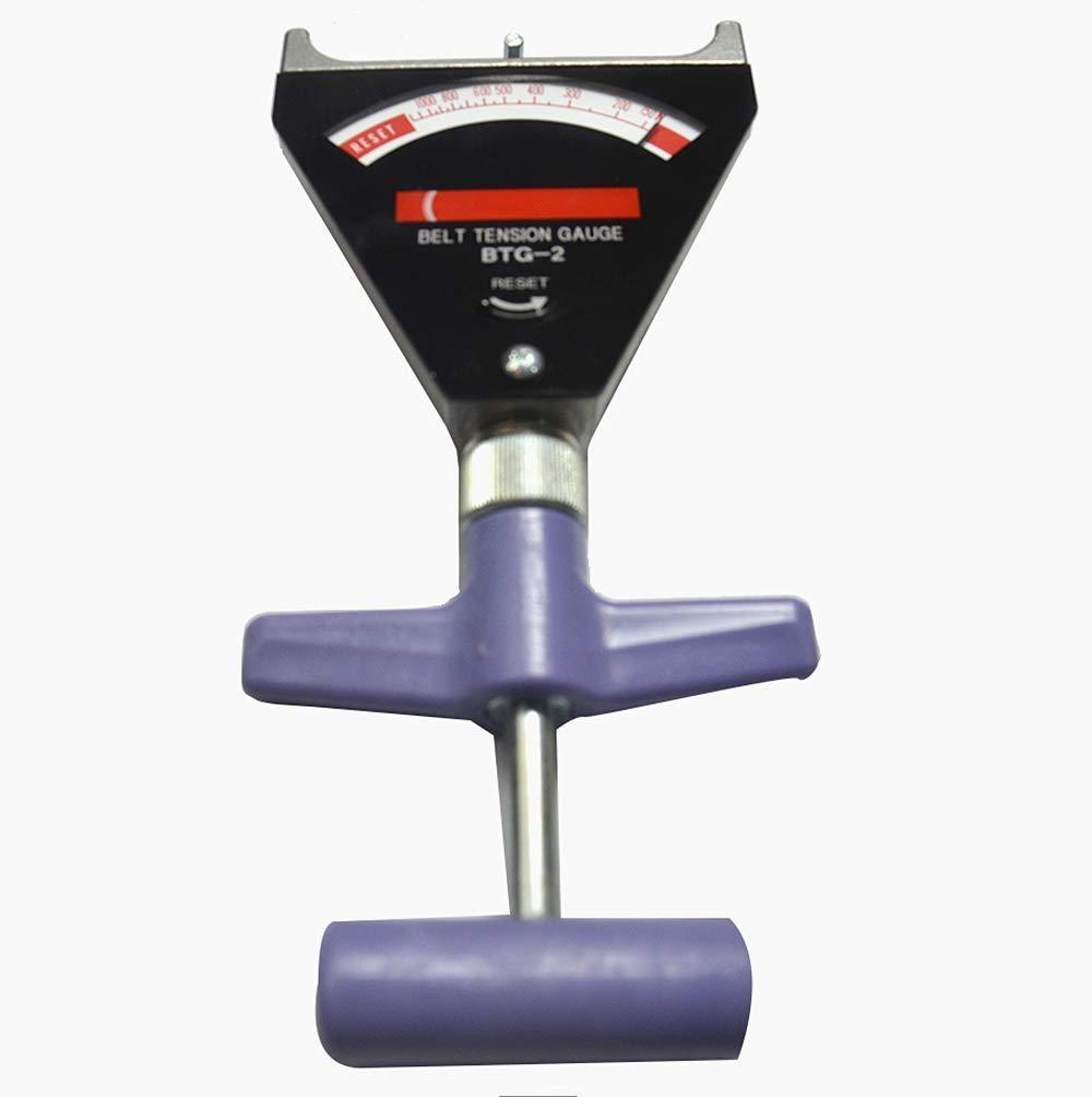 YJINGRUI BTG-2 95506 Belt Tension Meter Belt Tension Gauge Band Tension Tester Tension Force Measuring Measurement Tension Meter V-type Triangle Belt Tester   B07HVPGH98
