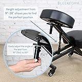 Sleekform Kneeling Chair for Perfect Posture