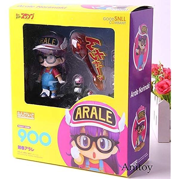 Yvonnezhang Nendoroid 900 Dr.Slump Arale Norimaki Anime Nendoroid Figura Acción Colección Modelo Juguetes, con Caja al por Menor: Amazon.es: Juguetes y juegos