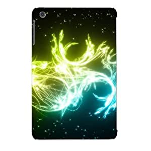 Ellent Design Abstract Phone Case For Ipad Mini/mini 2 Premium Tpu Case For Thanksgiving Day's Gift