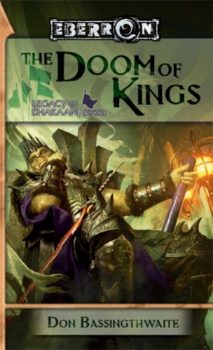 book cover of The Doom of Kings