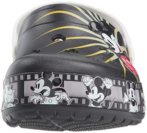 187 Crocs Crocband Mickey Mouse 90th Birthday Clog