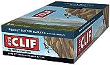CLIF BAR - Energy Bar - Peanut Butter Banana Dark Chocolate - (2.4 Ounce Protein Bar, 12 Count)