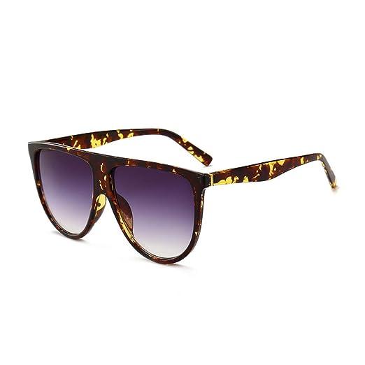 Yangjing-hl Hombres y Mujeres, Gafas de Sol, Gafas de Sol de ...