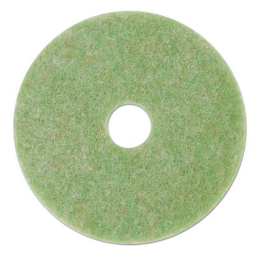 Pad Floor Autoscrubber Topline - MCO18044 - Low-speed Topline Autoscrubber Floor Pads 5000, 12-inch, Sea Green