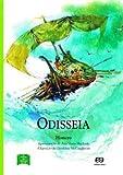 capa de Odisseia - Coleção o Tesouro dos Clássicos Juvenil