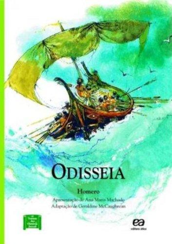 Odisseia - Coleção o Tesouro dos Clássicos Juvenil