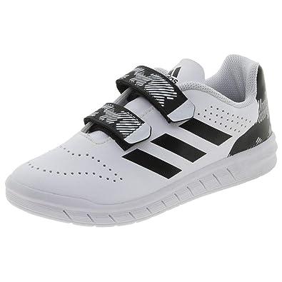 7c6c1e8efe3 Tênis infantil Masculino QuickSport CFC Branco Adidas - H68523 ...