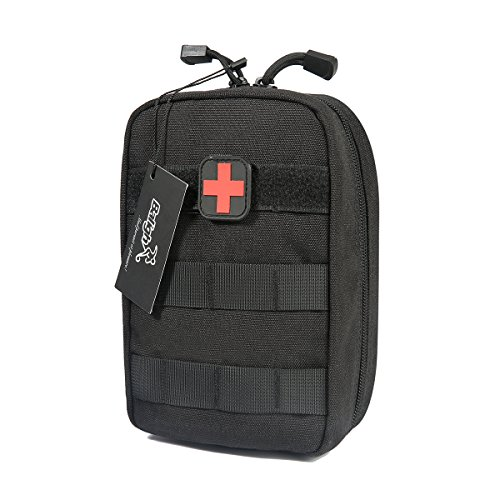 Balight First Aid Pouch IFAK Bag Molle Attachments for Medical Emergencies
