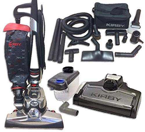 Kirby Avalir Vacuum Cleaner W/Shampoo System and Attachment...