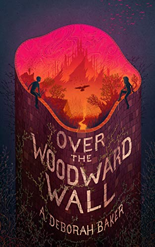 Book Cover: Over the Woodward Wall