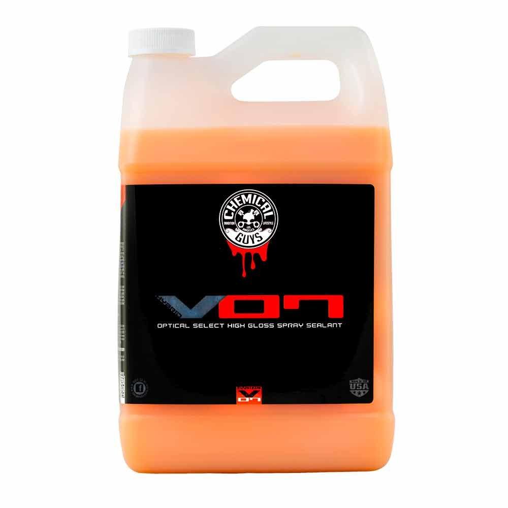 Chemical Guys WAC_808 Hybrid V7 High Gloss Spray Sealant & Quick Detailer (1 gal)