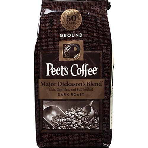 Peet's Coffee, Major Dickason's, 12 Ounce
