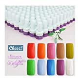 ''Summer Delights'' Series Cheez! Soak-off Color UV Gel Polish CODE: Cheez!_Sum...
