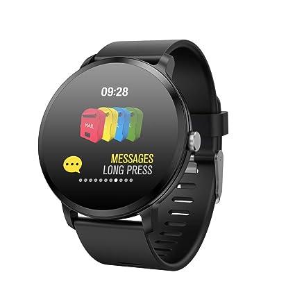 Four Reloj Inteligente, Seguimiento de la Actividad a Prueba de Agua con la frecuencia cardíaca