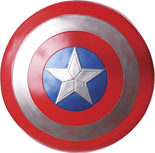 [Avengers 2 Age of Ultron Child's Captain America 12-Inch Shield] (Captain America Boys Costumes)