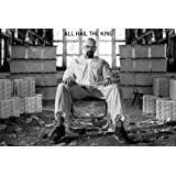 """Breaking Bad Poster ~ All Hail The King ~ Walter White in a Room Full of CASH! ~ 24x36"""""""