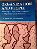 Organization and People, J. B. Ritchie and Paul H. Thompson, 0829902740