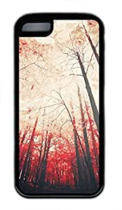 iPhone 6 case, Cute Sense Of Autumn iPhone 6 Cover, iPhone 6 Cases, Black iPhone 6 Covers