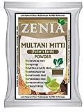 100 grams Zenia Multani Mitti Powder - Fullers Earth Clay Natural...