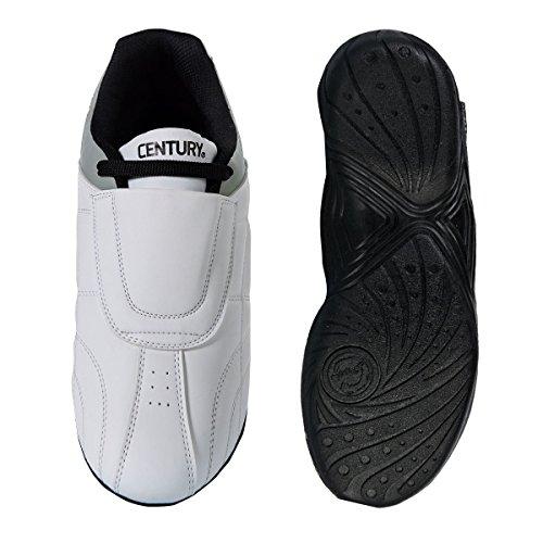 Century - Zapatillas de artes marciales para hombre Negro negro