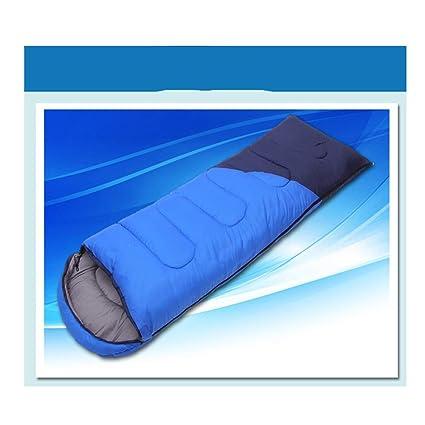 ZZW Equipo de Campamento para Sacos de Dormir: Ligero, portátil, Impermeable, cómodo