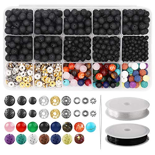 lava beads for essential oils 6mm buyer's guide