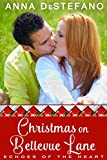 christmas on bellevue lane an echoes of the heart novella echoes of the heart series