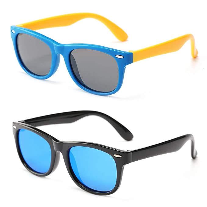 Amazon.com: Gafas de sol para niños de Motoeye, ojo de gato ...