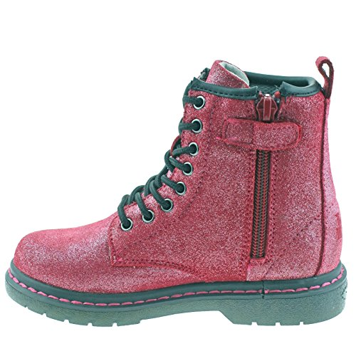 Rosso 10 Boots Lk7501 Ankle gd01 28 uk Angie Kelly Glitter Lelli FnCXqgSHwx