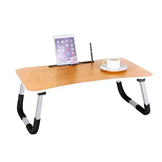 Jian E-& Mesa Plegable - Mesa para computadora portátil para Cama ...