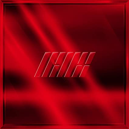 YG iKON - iKON New Kids REPACKAGE : The New Kids [RED ver ]  2CD+Photobook+Photocard+Keyring+On Pack Poster+Folded Poster+Double Side  Photocards Set