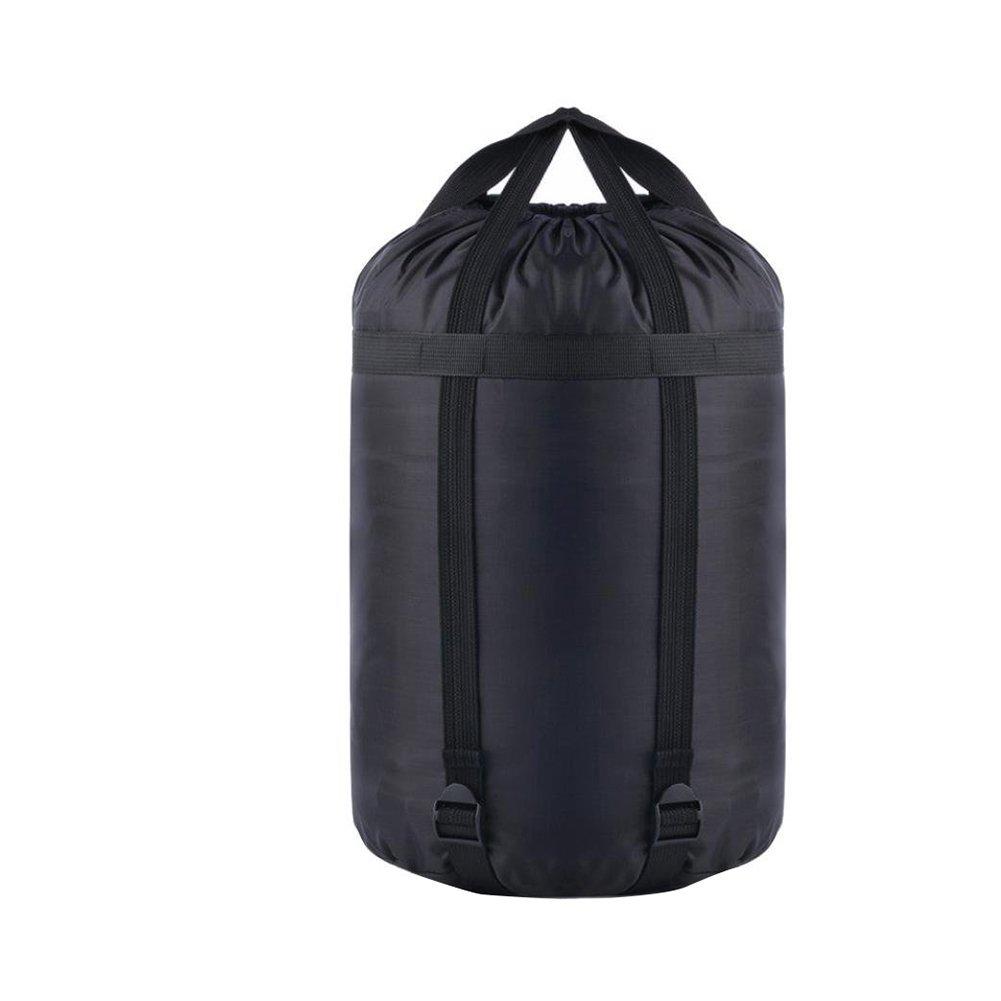 Bolsa de nailon ligera para acampadas al aire libre de Fuertoon comprimida para guardar objetos o un saco de dormir