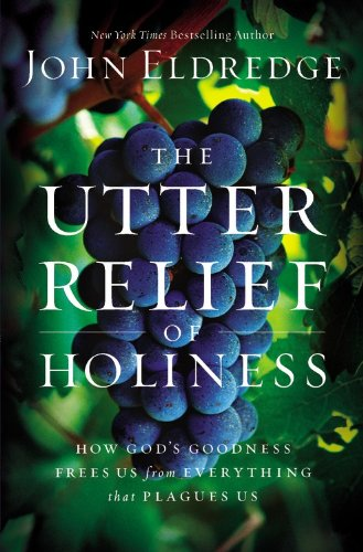 Read Online The Utter Relief of Holiness: How God's Goodness Frees Us from Everything That Plagues Us pdf epub