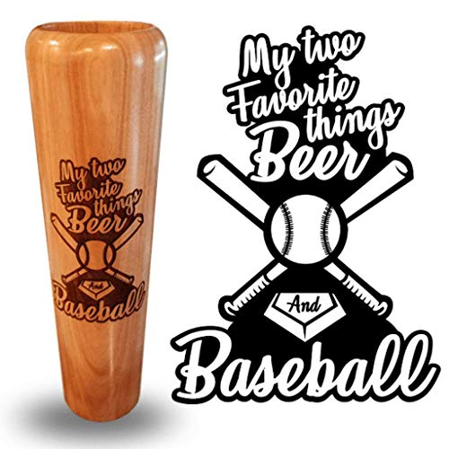- Beer and Baseball Dugout Mug | Bat Mug