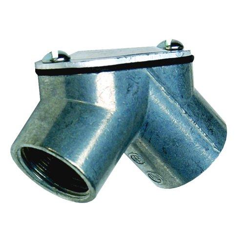 90 Degree Rigid Elbow - Sigma Electric 49682 3/4-Inch Rigid to Rigid Pull Elbow, 1-Pack