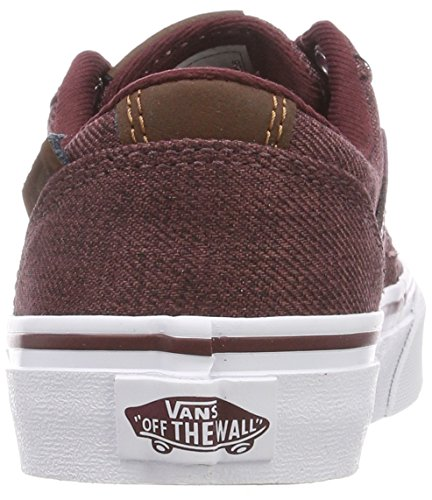 Rouge Stripe Baskets Vans Enfant Chapman S18 Menswear Mixte xnxq1w
