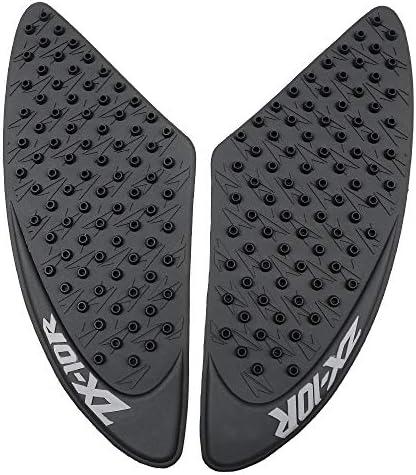 Anti Slip Sticker Black Tank Traction Pad Side Gas Knee Grip Protector 3M for Kawasaki ZX10R 2006 2007 2008 2009 2010