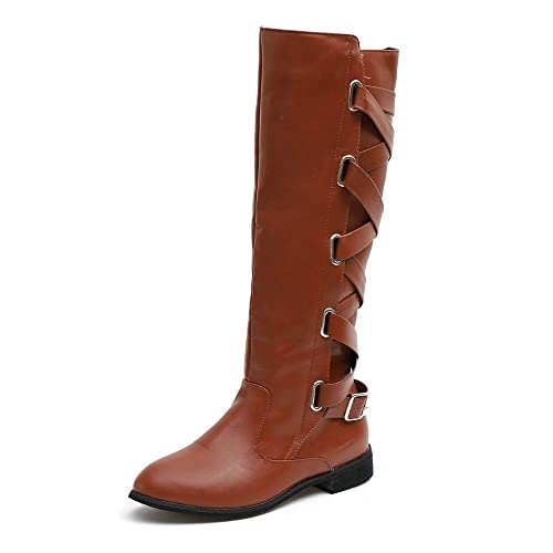 7 botas altas XL perfectas para otoño 7 knee high boots