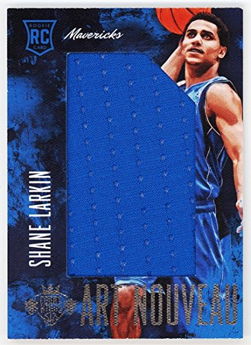 - Shane Larkin 2013-14 Panini Court Kings Art Nouveau Jerseys #21 NM-MT MEM #286/325 Mavericks Basketball NBA