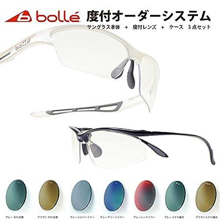 BOLLE-ボーレー-度付スポーツサングラス3点セット swiftkick-スイフトキック-グロッシーブラック(眼鏡)(メガネ)(サングラス)(度付)(自転車)(サイクル)(バイク)(野球)(アウトドア)(偏光)(紫外線)(釣り)(フィッシング)(ゴルフ)(マラソン)(ランニング)(テニス)(ウォーク)(海)の画像